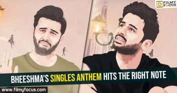 Bheeshma's Singles Anthem hits the right note