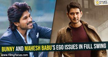 Bunny and Mahesh Babu's ego issues in full swing