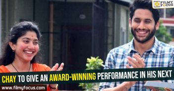 Chay to give an award-winning performance in his next