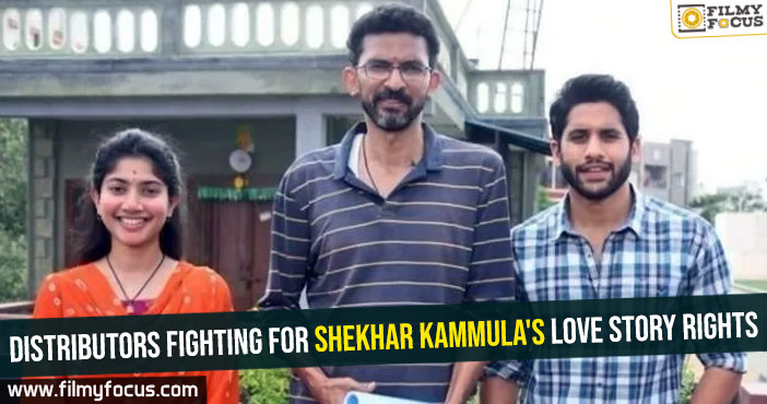 Distributors fighting for Shekhar Kammula's Love Story rights