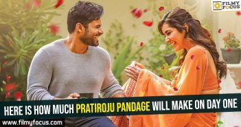 Here is how much Pratiroju Pandage will make on day one