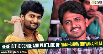 Here is the genre and plotline of Nani-Shiva Nirvana film