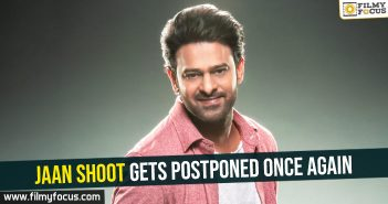 Jaan shoot gets postponed once again