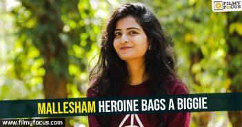 Mallesham heroine bags a biggie