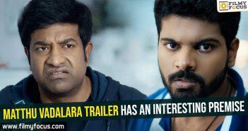 Matthu Vadalara trailer has an interesting premise