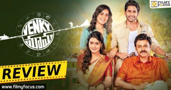 Venky Mama Movie Review Eng