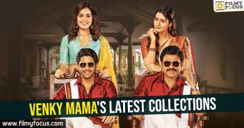 Venky Mama's latest collections