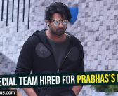 A Special team hired for Prabhas's next