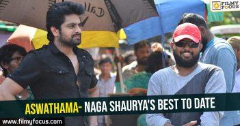 Aswathama- Naga Shaurya's best to date