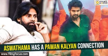 Aswathama has a Pawan Kalyan connection