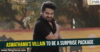 Aswathama's villain to be a surprise package