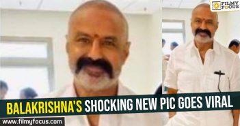 Balakrishna's shocking new pic goes viral