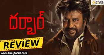 Darbar Movie Review English