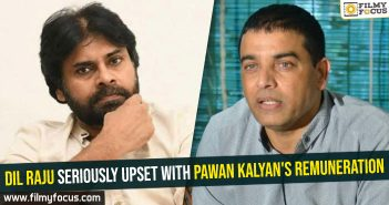 Dil Raju seriously upset with Pawan Kalyan's remuneration