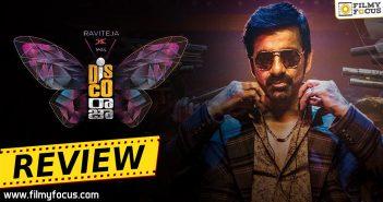 Disco Raja Movie Review