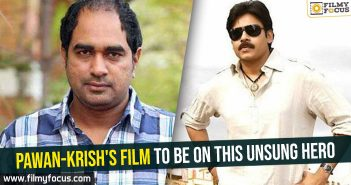 Pawan-Krish's film to be on this unsung hero