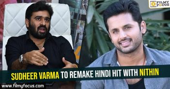 Sudheer Varma to remake Hindi hit with Nithin