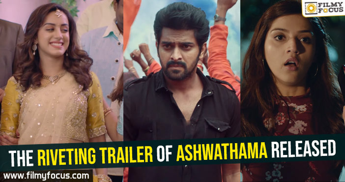 The riveting trailer of Ashwathama released