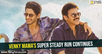 Venky Mama's super steady run continues