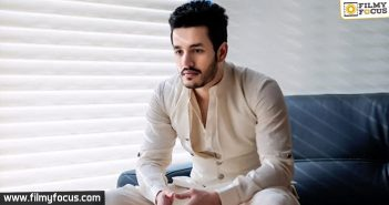 Akhil's title for his next confirmed