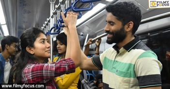 Audience in awe of Chay and Sai Pallavi's chemistry