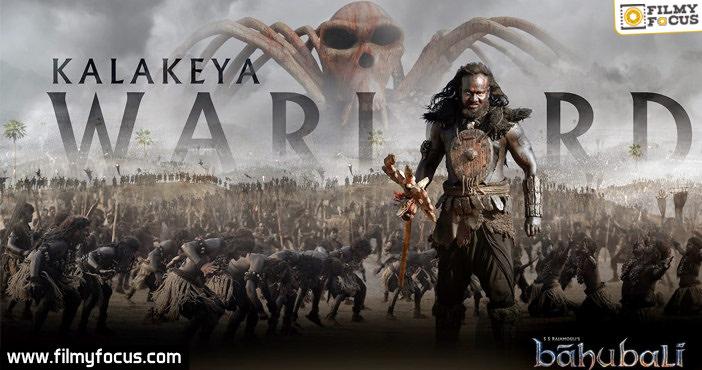 Baahubali craze Learn Kalakeya'a Kiliki language online now!