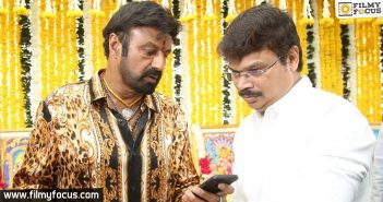 Balayya to experiment with Boyapati film