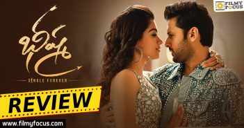 Bheeshma Movie Review-English