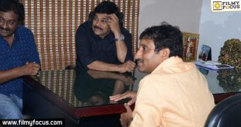 Chiranjeevi meets Srinu Vaitla. What's brewing