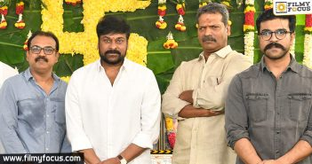 Did Ram Charan make Chiranjeevi and Koratala Siva wait for him