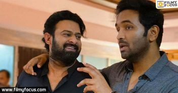 Did Vishnu Manchu steal Prabhas's dream project