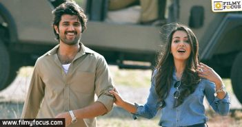 Does Vijay Devarakonda have no confidence in World Famous Lover