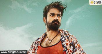 First look-Vaishnav Tej makes a lasting impression