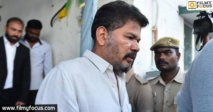 Indian 2 Director Shankar questioned by CBI officials