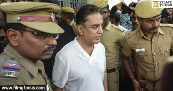 Indian 2 Kamal Haasan announces Rs 1 crore to the kin of deceased