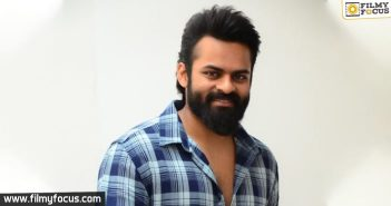 Is this the budget of Sai Dharam Tej's period film
