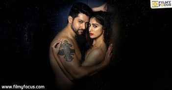 Laxmi Rai explodes on the poster of Poison 2