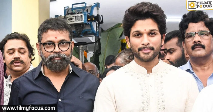Location issues for Bunny-Sukumar film