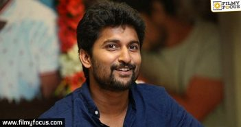 Nani announce his next film's title along with its release date