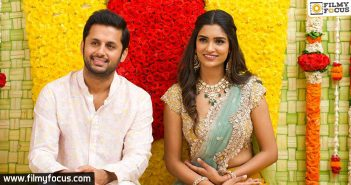 Nithiin opens up about his love story We kept our relationship a secret