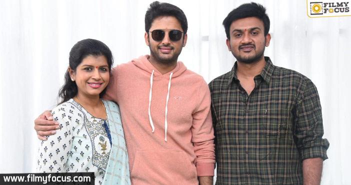 Nithin's Andha Dhun remake launched