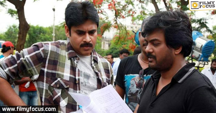 Pawan Kalyan gives an appointment to Puri Jagan