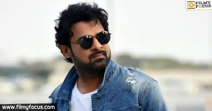 Prabhas to play a superhero in Nag Ashwin's film