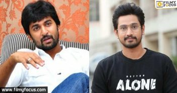 Raj Tharun takes on Nani this March