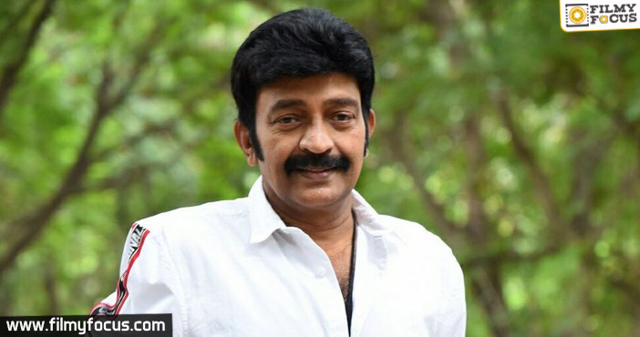 Rajasekhar signs flop director for his next