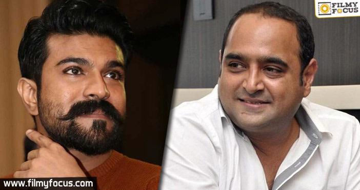 Ram Charan and Vikram Kumar to join hands