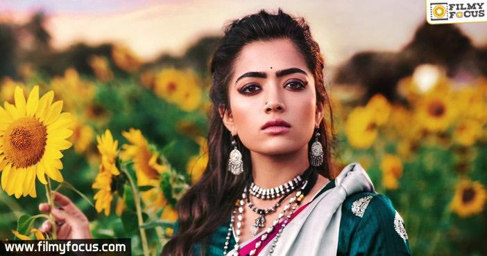 Rashmka's role revealed in Bunny-Sukumar film
