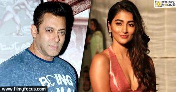 Salman Khan signs Pooja Hegde