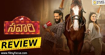 Savaari Movie Review Eng