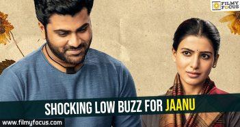 Shocking low buzz for Jaanu
